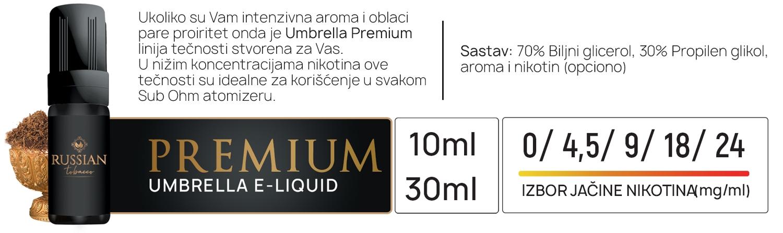 Umbrella Premium