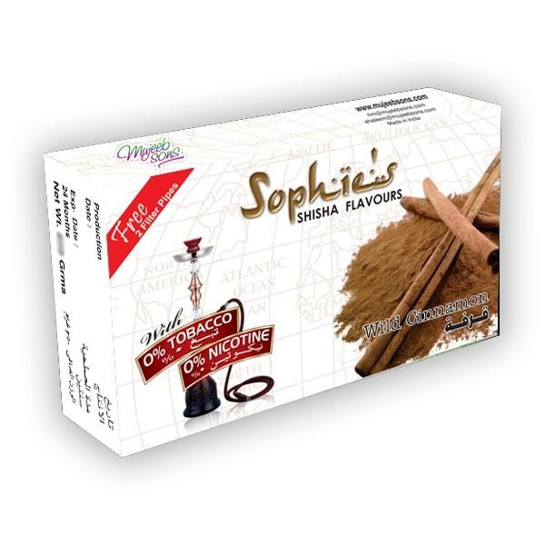 Nargile Arome Sophies Sophies aroma za nargile Wild Cinnamon 50gr