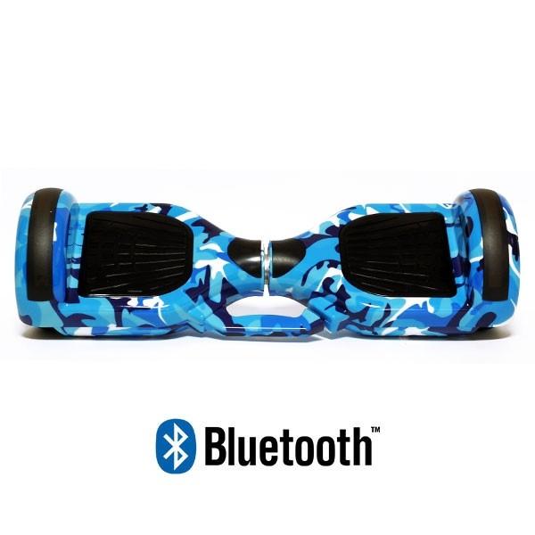 Hoverboard Modeli Koowheel HOVERBOARD S36 BLUETOOTH CAMOUFLAGE BLUE