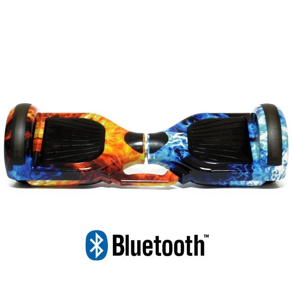 Hoverboard Modeli Koowheel HOVERBOARD S36 BLUETOOTH ICE FLAME
