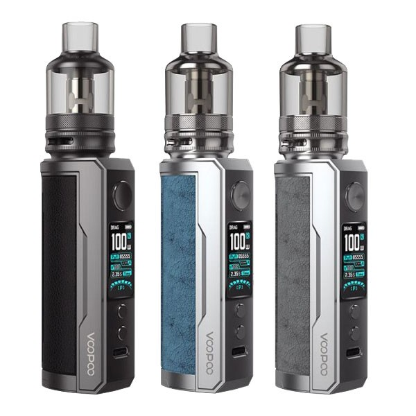 Elektronske cigarete Paketi VooPoo Drag X PLUS sa TPP atomizerom