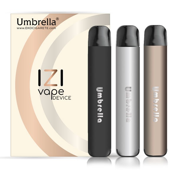 Elektronske cigarete IZI VAPE POD Umbrella Umbrella IZI vape DEVICE