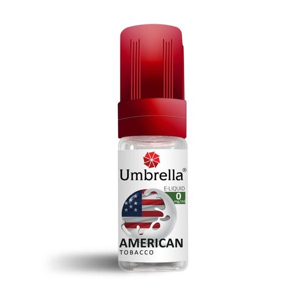 Elektronske cigarete Tečnosti Umbrella Umbrella American Tobacco 10ml