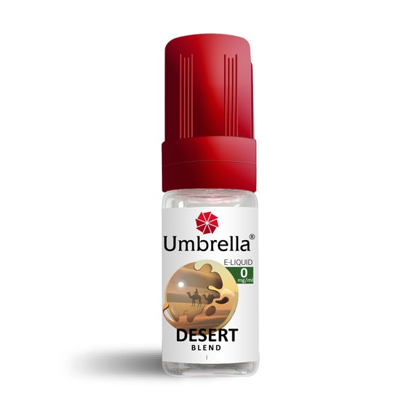 Elektronske cigarete Tečnosti Umbrella Umbrella Desert Blend 10ml