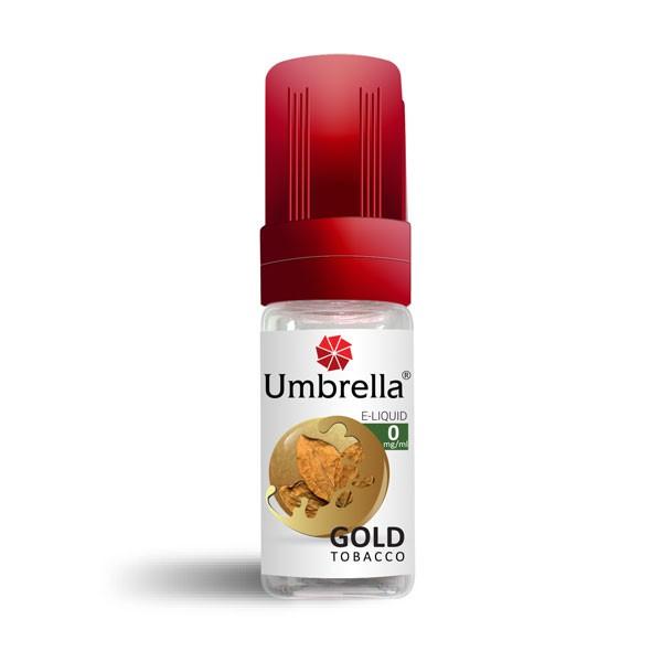 Elektronske cigarete Tečnosti Umbrella Umbrella Gold Tobacco 10ml
