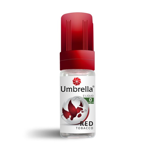 Elektronske cigarete Tečnosti Umbrella Umbrella RED Tobacco 10ml