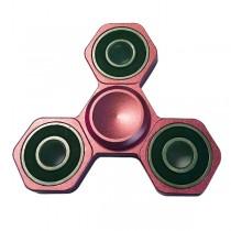 Spineri Umbrella Fidget Spinner Hexagon Crveni