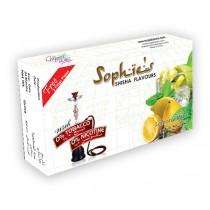 Nargile Sophies Sophies aroma za nargile LEMONY MINT 50gr