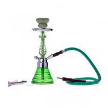 Nargile Modeli Umbrella Nargila Al Malik Foum Zguid 32cm Green