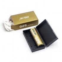E-cigarete Golisi Baterija 18650 Golisi G25 20A - 2500mAh