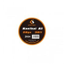Elektronske cigarete DIY Geek Vape Kantal A1 žica za grejače 28ga - 30ft