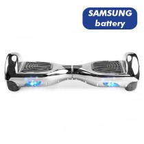 Hoverboard S36 CHROME SILVER