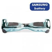 Hoverboard S36 CHROME LIGHT BLUE