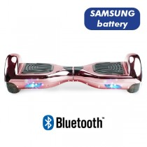 Hoverboard Koowheel Hoverboard S36 BlueTooth CHROME PINK