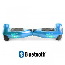 Hoverboard Modeli Koowheel Hoverboard S36 BlueTooth SKY BLUE