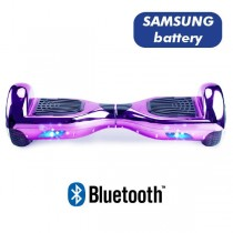 Hoverboard Modeli Koowheel Hoverboard S36 BlueTooth CHROME PURPLE