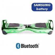 Hoverboard Koowheel Hoverboard S36 BlueTooth CHROME GREEN