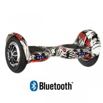 Hoverboard Modeli Koowheel Hoverboard C10 BlueTooth PIRATE
