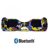 Hoverboard Modeli Koowheel HOVERBOARD S36 BLUETOOTH STREET DANCE YELLOW