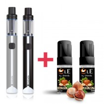 Elektronske cigarete Tečnosti Umbrella AIO Mini + 2 x Ole Hazelnut 9mg