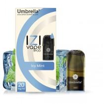 Elektronske cigarete IZI VAPE POD Umbrella Umbrella IZI POD Icy Mint