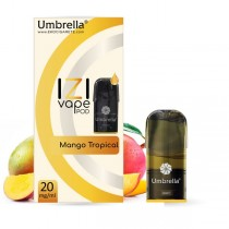 E-cigarete Umbrella Umbrella IZI POD Mango Tropical