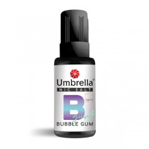 E-Tečnosti Umbrella NicSalt Umbrella NicSalt Umbrella NicSalt Bubble Gum 30ml