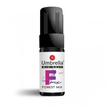 Elektronske cigarete Tečnosti Umbrella NicSalt Umbrella NicSalt Forest Mix 10ml