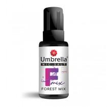 E-Tečnosti Umbrella NicSalt Umbrella NicSalt Umbrella NicSalt Forest Mix 30ml