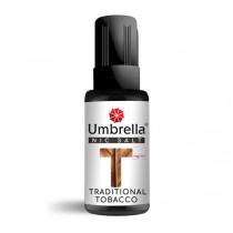 E-Tečnosti Umbrella NicSalt Umbrella NicSalt Umbrella NicSalt Traditional Tobacco 30ml