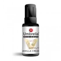 E-Tečnosti Umbrella NicSalt Umbrella NicSalt Umbrella NicSalt Vanilla Cream 30ml