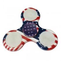 Spineri Umbrella Fidget Spinner LED Američka zastava