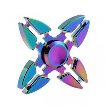 Spineri Umbrella Fidget Spinner Transformers 4K Rainbow