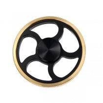 Spineri Umbrella Fidget Spinner Wheel Zlatno Crni