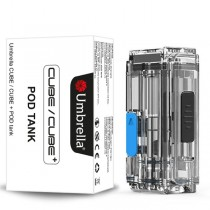 E-cigarete Umbrella Tank 2,6ml za Umbrella CUBE i CUBE +