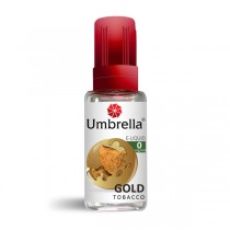 Elektronske cigarete Tečnosti Umbrella Umbrella Gold Tobacco 30ml