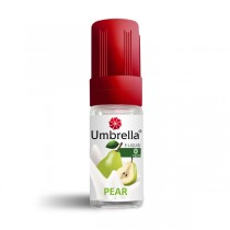 E-Tečnosti Umbrella Basic Umbrella Umbrella Pear - Kruška 10ml