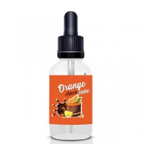 Elektronske cigarete Tečnosti Umbrella Premium Umbrella Premium Orange Choco Cake 30ml