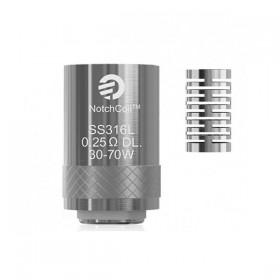 Elektronske cigarete Delovi Joyetech Grejač za Cubis NotchCoil 0,25ohm