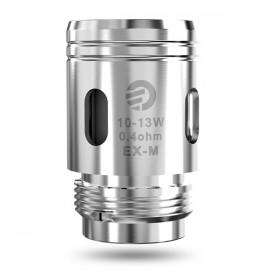 Elektronske cigarete Paketi Joyetech Grejač za Exceed Grip EX-M mesh 0,4ohm