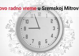 Novo radno vreme Umbrella Shopa u Sremskoj Mitrovici