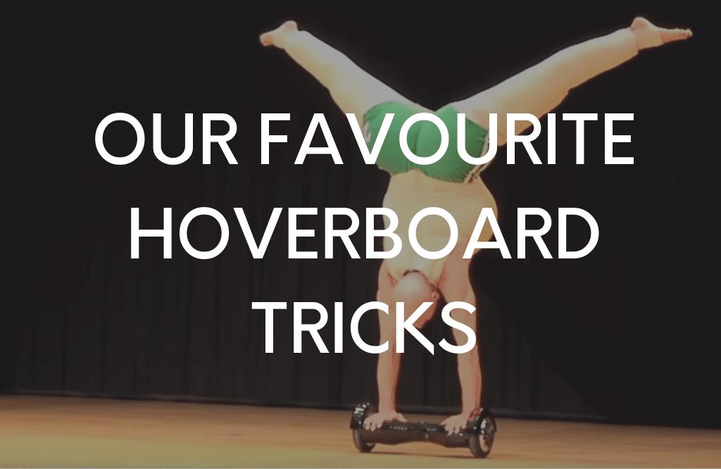 Hoverboard trikovi
