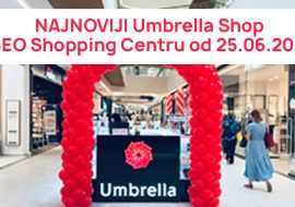 Umbrella Shop u BEO Shopping Centru!